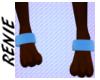 -REN- Otter Anklets (M)