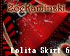 First Lolita Red Skirt 6