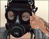 See through Gas Mask