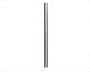 Chrome Metal Pole