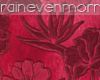 Velvet Floral Wall Decor