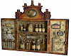 Steampunk Wall Cabinet