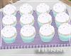 H. Cupcakes