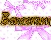Banoorama NameTag