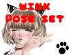 Wink 5Pose Set