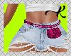 OTR Pink Belt Bag