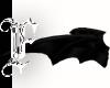 *F Black Demon Wings