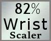 Scale Wrist 82% M A
