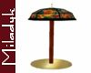 MLK V  Tall Tiffany Lamp