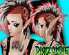 DZ Zombie Punk [f]
