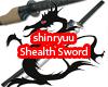 Shinryuu Sheath sword