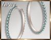 Sara Hoop Earrings