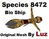 Species 8472 Bio Ship