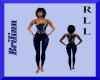 [B] Halter + Jeans RLL
