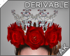 ~AK~ Crown + Roses