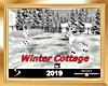 Winter Cottage ~Bdl