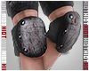 h. knee pads
