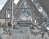 Cosy Winter Attic