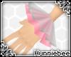 [H] Drvbl Ruffle Cuffs L