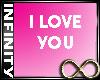 Infinity Love You
