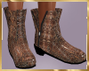 A16 Snake Skin Boots
