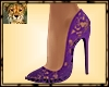 PdT Pure Pumps Violet
