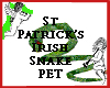 St Patricks Irish Snake