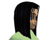 Black Giannette Hair