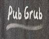 💖Pub Grub menu