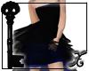 *XS* Cobalt Petal Dress