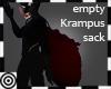 *m  Krampus Sack Empty