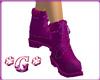 *G* Dark Pink Boots