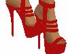 zapato rojo