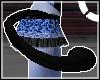 KD! Fat Cat Tail Black
