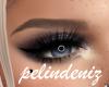[P] Cream eyebrows