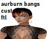 auburn bangs custom