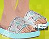 Kids beach sandals