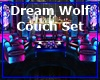 Dream Wolf Couch Set
