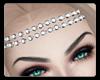 Headband- White Pearls