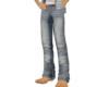 {CB} Grey Jeans
