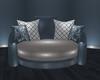 BlueRose Chair