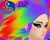 Flowing Rainbow [D2]