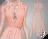 ~AK~ Elegant Gown: Blush