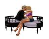 Bahama Isle Kiss Chair