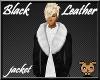 =D= Black Leather Jacket