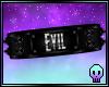 Chrome Evil Collar M