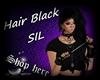 Hair Black SIL