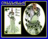 Green Lilies Fairy