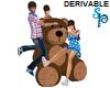 (S) Hug Teddy Bear