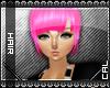 [c] Hair: Tallulah Pink